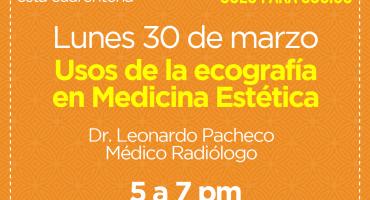 Usos de la ecografía en Medicina Estética